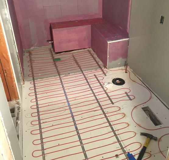 floor-wiring